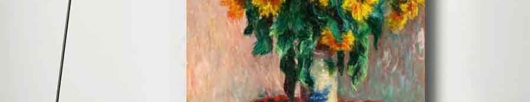 Κάθετοι πίνακες ζωγραφικής