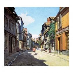 Rue de la Bavole Honfleur