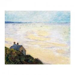 Hut-in-Trouville-Low-Tide
