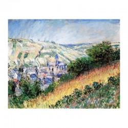Blick auf Vétheuil 2