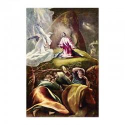 Προσευχή στον Κήπο των Ελαιών 1