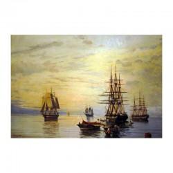 Αραγμένα καράβια