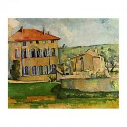 Σπίτι και αγρόκτημα στο Jas de Bouffan
