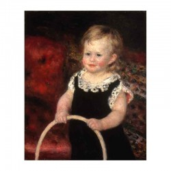 Child with Hoop