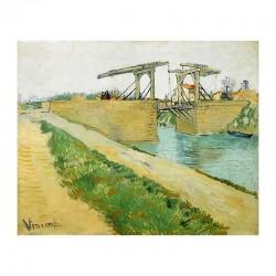 The Langlois bridge