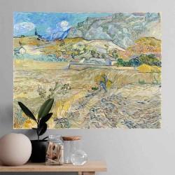 Landscape at Saint Remy