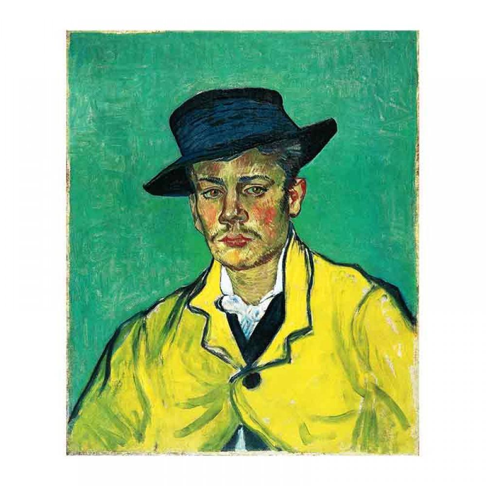 Portrait of Armand Roulin 1