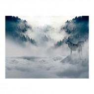 Γκρίζοι λύκοι στην ομίχλη
