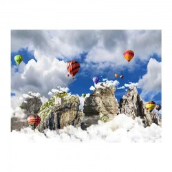 Αερόστατα στο βουνό
