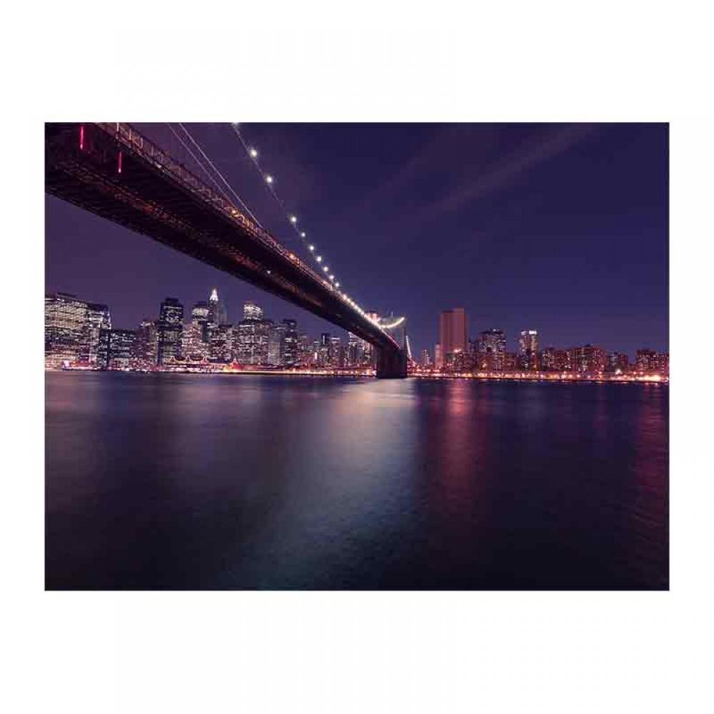 Η γέφυρα του Μπρούκλιν στη Νέα Υόρκη
