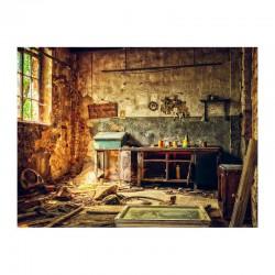 Εγκαταλελειμμένο εργαστήρι