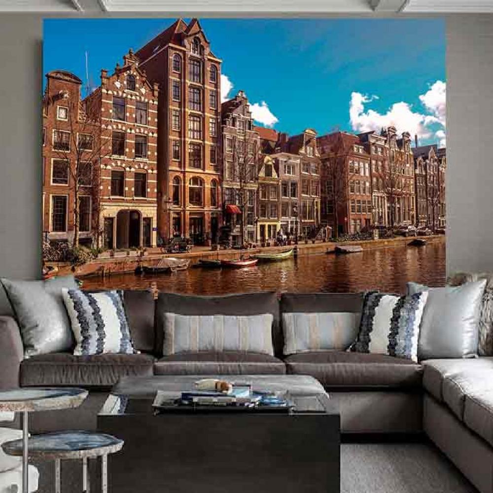 Παλιά πόλη στο Άμστερνταμ