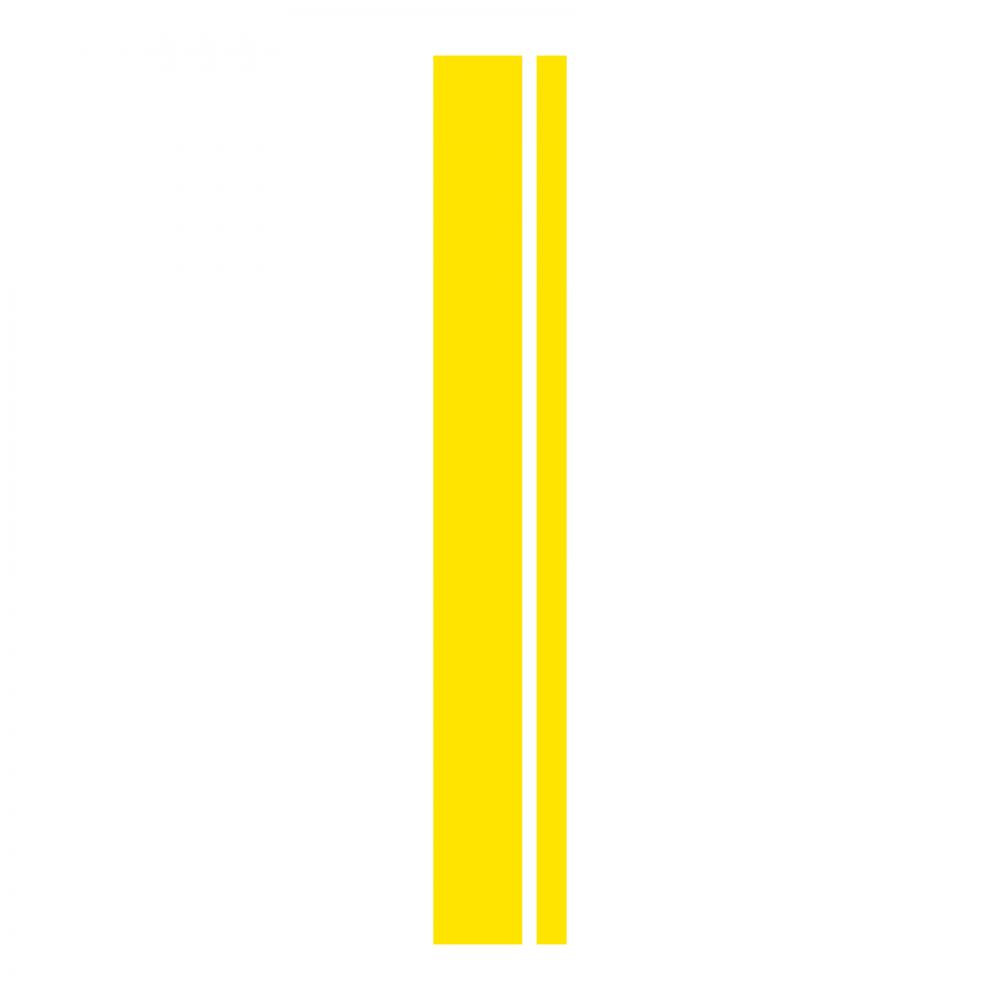 105 Ρίγα - λωρίδες καπό αυτοκινήτου