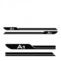 Audi A1 Λωρίδα για τις πόρτες