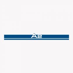 Audi A2 Λωρίδα για καπό