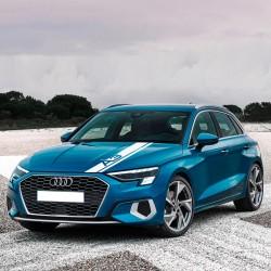 Audi A3 Λωρίδα για καπό