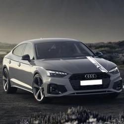 Audi A5 Λωρίδα για καπό