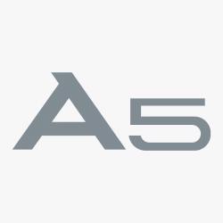 Audi A5 logo