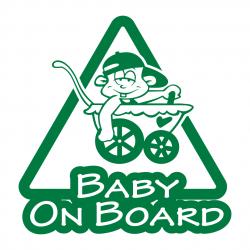Μωρό στο αυτοκίνητο 107