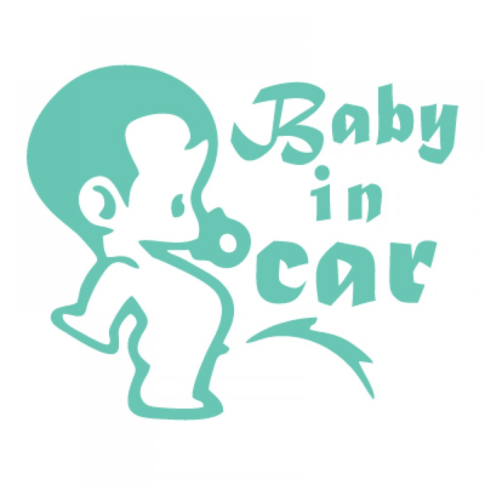 Μωρό στο αυτοκίνητο 122