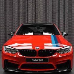 BMW 102 M models Ρίγα - λωρίδα καπό αυτοκινήτου
