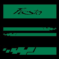 Fiesta πλαϊνές λωρίδες 105