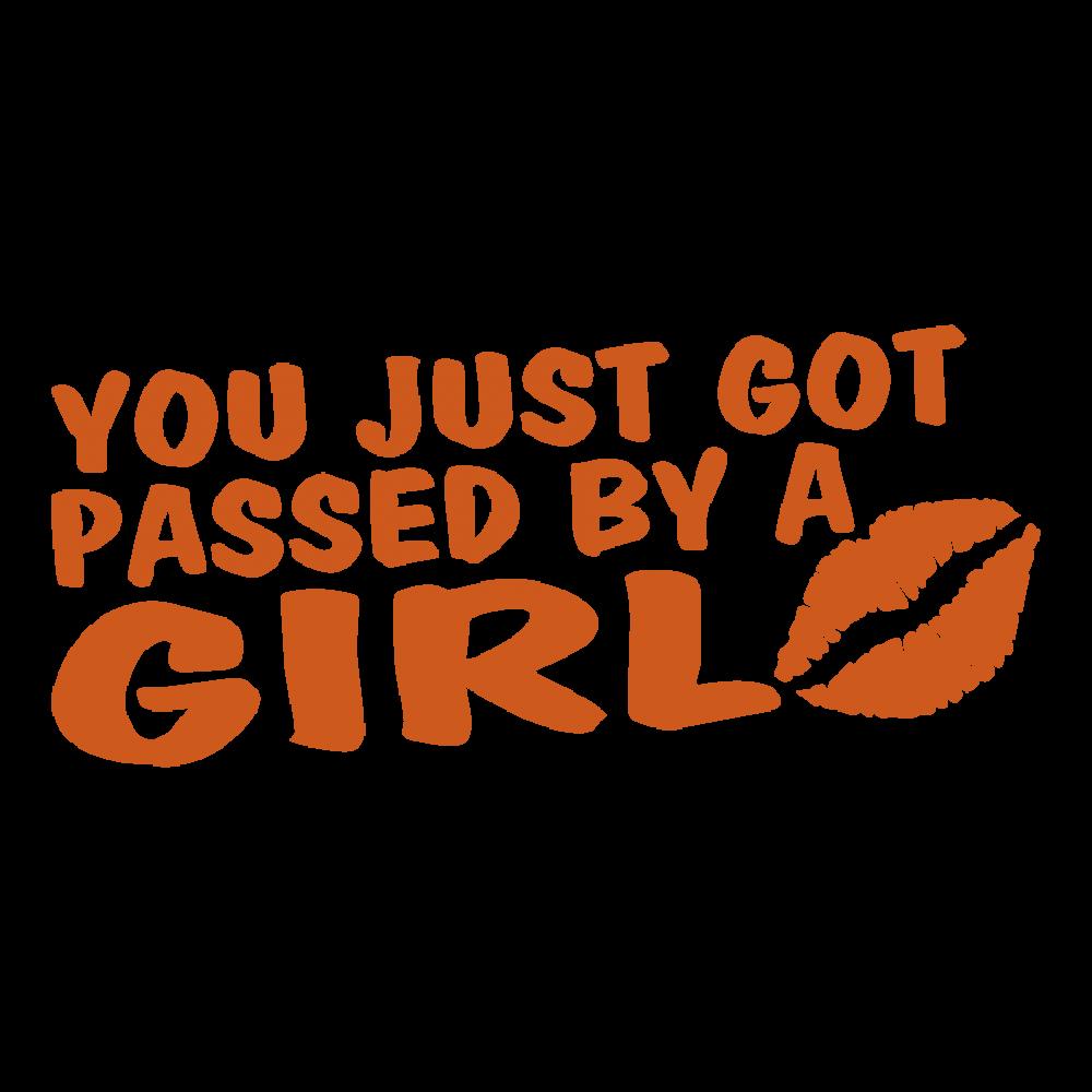 Σε πέρασε κορίτσι