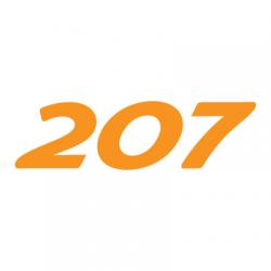 Peugeot 207 logo