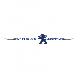 Peugeot Sport με logo και tribal