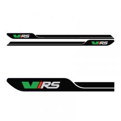 Fabia VRS logo πλαϊνές λωρίδες