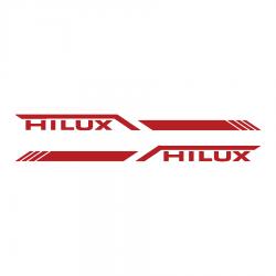 HILUX με λωρίδες