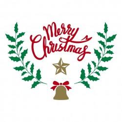 Χριστουγεννιάτικα στολίδια με ευχές
