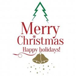 Χριστουγεννιάτικο δέντρο με ευχές