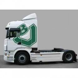 Scania V8 λογότυπο